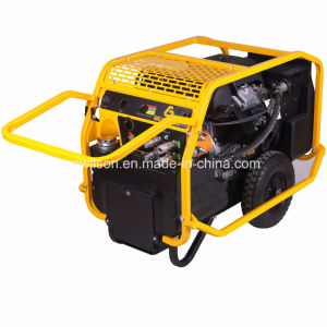 Handle Hydraulic Power Unit with Wheel pictures & photos