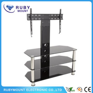 LCD LED Plasma TV Stand with Integrated Mount Furniture pictures & photos
