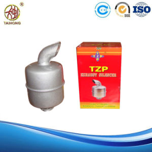 Tzp Diesel Engine Parts Muffler Silencer pictures & photos