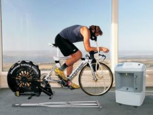 Simulated Altitude Training Hypoxic Genorator Oxygen Producing Machine pictures & photos