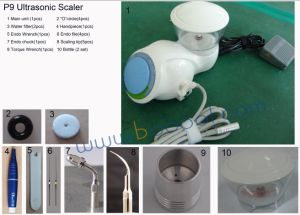 Veterinary Ultrasonic Teeth Cleaner pictures & photos