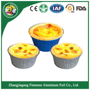 Aluminum Foil Tray for UK Market -F4307 pictures & photos