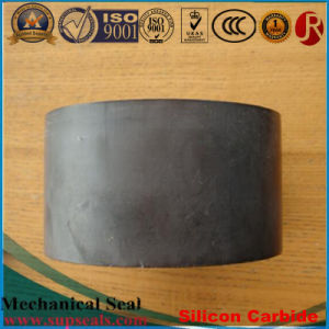 Silicon Carbide Sleeve Silicon Carbide Ring Seal Ring pictures & photos