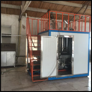 Super Fine Maize Meal Cryogenic Grinding Machine Maize Flour Mill pictures & photos