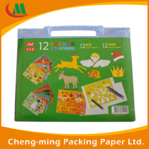 2017 New Arrival PVC Paper Box with Handle for Toy Package pictures & photos