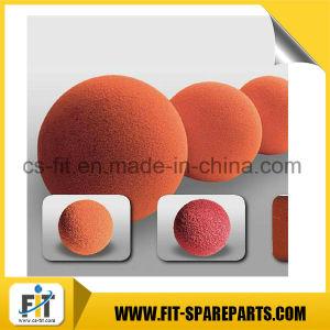 Concrete Pump Sponge Cleaning Ball for Concrete Pump Rubber Hose pictures & photos