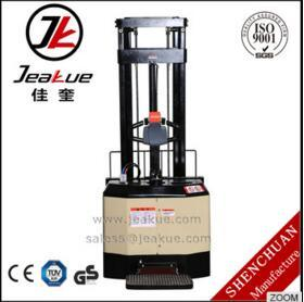 1000kg Economic Counterbalance Full Electric Stacker pictures & photos