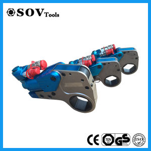 700 Bar Adjustable Low Profile Hydraulic Torque Wrench pictures & photos