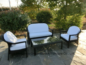 Conversation Set Outdoor Furniture Wicker Sofa Set pictures & photos
