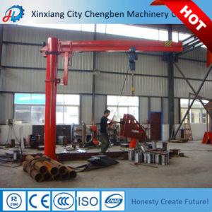 Easy Structure Fized 3 Ton Mini Jib Crane Price pictures & photos