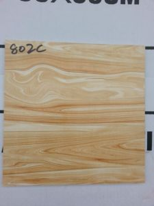 Wood Like Glossy Inkjet Floor Wall Tile pictures & photos
