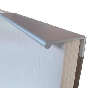 Alluminum Furniture Drawer Cabinet Cupboard Edge Pulls Finger Pulls Handles pictures & photos
