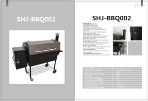 620 Sq USA Style Charcoal Grill BBQ (SHJ-BBQ002) pictures & photos