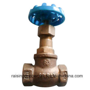 Bronze Globe Valve pictures & photos