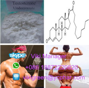 Anabolic Steroid Hormone 99% Testosterone Undecanoate 5949-44-0 pictures & photos