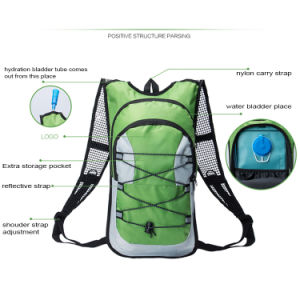 Outdoor Mountain Climbing Water Backpack Bag pictures & photos