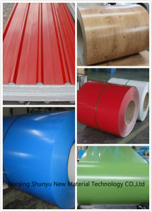 China Top Ten Selling Products Color Coated Steel Coil pictures & photos