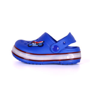 Fashionable Wholesale LED Light Summer Sandle Shoes LED Shoes for Kids pictures & photos
