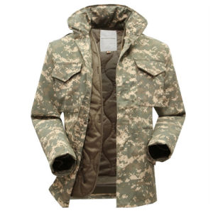 Us Army Jacket Military Winter Detachable M65 Jackets pictures & photos