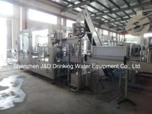 5-10L Bottled Water Washing Filling Capping Machine pictures & photos