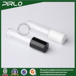 7ml Pet Essential Oil Plastic Roll on Bottle with Roller and Cap Cheap Empty Perfume Roll on Bottle pictures & photos