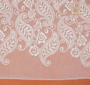 High Quality Fashion Show Design Handwork 3D Embroidery Textile French Lace pictures & photos