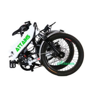 36V 250W Folding Electric Bike Flodable Electric Bicycle pictures & photos