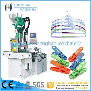 Plastic Injection Molding Machine for Making Clothes Rack pictures & photos