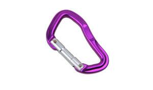 Purple Quick Aluminum Snap Hooks pictures & photos