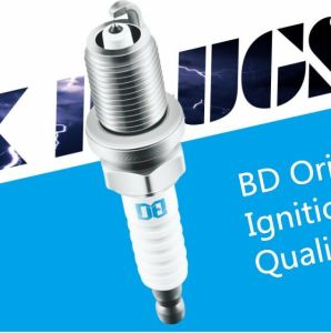 Bd Baudo 7701 Guangzhou Factory Directly Cost Price Spark Plug Suits for Ngk Denso Models Bkr6egp pictures & photos