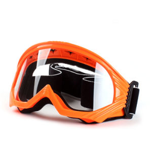 Orange Motocross Accessories Super Toughness Ski Goggles (AG003) pictures & photos