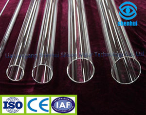 High Purity Clear Cut Quartz Tubes
