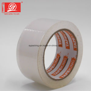 Good Viscosity Water Based Acrylic Adhesive Clear BOPP Packing Tape pictures & photos