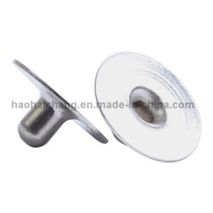 Precision 0.1-3mm Thickness Stamping Round Head Rivet pictures & photos