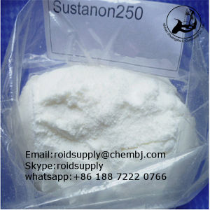 Anabolic Injection Testosterone Sustanon 200mg/Ml pictures & photos