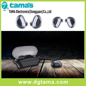 Mini Tws Twins Wireless Bluetooth Stereo Headset in-Ear Earphone pictures & photos