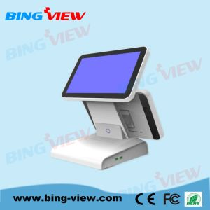 "15""True Flat Resistive POS Touch Screen Monitor"
