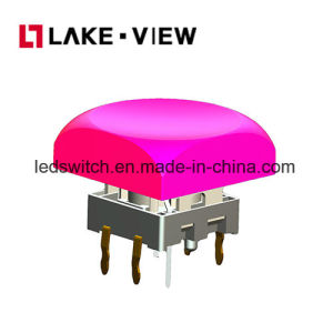 LED Tactile Switch Ideal for Professional Audio and Instrumentation Applications. pictures & photos