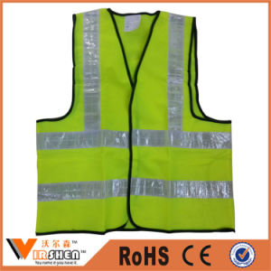 Safety Warning Roadway Work Reflective Jacket Traffic Safety Vest pictures & photos