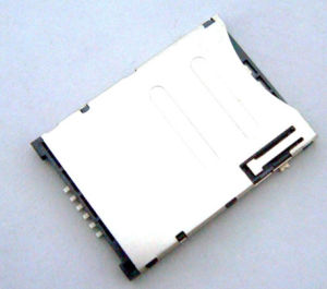 Push Type SIM Connector Card pictures & photos