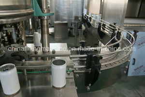 New Design Aerosol Can Filling Machine with PLC Control pictures & photos