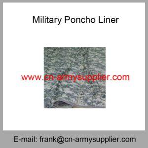 Military Rainwear-Army Raincoat-Camouflage Poncho-Military Raincoat-Poncho Liner pictures & photos