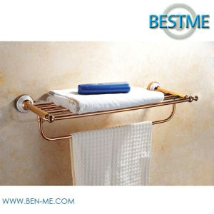Golden Chrome Brass Bathroom Accessories Set pictures & photos