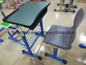 School Classroom Study Table Chair Education Furniture pictures & photos