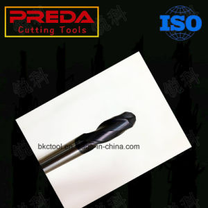 High-Q Antiabrasive Solid Carbide 2 Flutes Ball Nose End Mills pictures & photos
