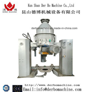 High Speed Powder Coating Container Mixer/Mixing Machine with Crusher