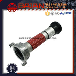 Aluminium High Pressure DC Spray Fire Nozzle pictures & photos