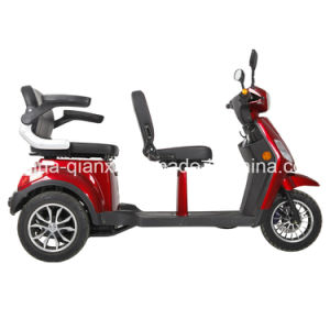 Ce Approved Double Seat Electric Mobility Scooter pictures & photos