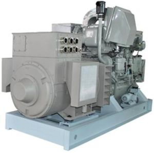 270kw 8 Cylinders Electrical Marine Generator pictures & photos
