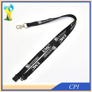 Cheap High Quality Heat Transfer Lanyard White Custom Logo pictures & photos